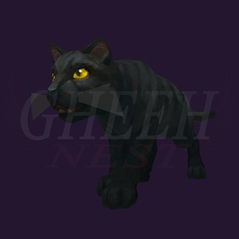 WoW Haustier kaufen: Bombaykatze - World of Warcraft Pet