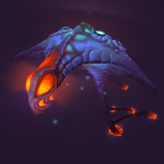 WoW Haustier kaufen: Leuchtender Sporensegler - World of Warcraft Pet