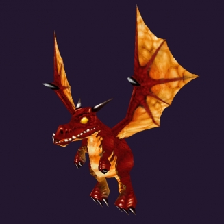 WoW Haustier kaufen: Purpurroter Welpling - World of Warcraft Pet
