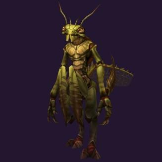 WoW Haustier kaufen: Schwarmling der Kor'thik - World of Warcraft Pet
