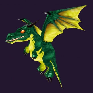 WoW Haustier kaufen: Smaragdgrüner Welpling - World of Warcraft Pet