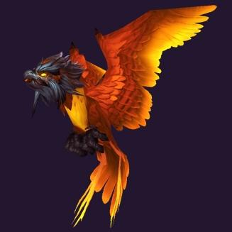 WoW Haustier kaufen: Sonnenfeuerkaliri - World of Warcraft Pet