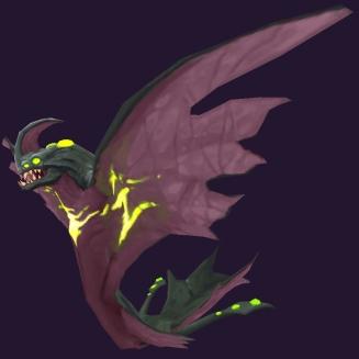 WoW Haustier kaufen: Teufelsverdorbene Himmelsflosse - World of Warcraft Pet