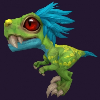 WoW Haustier kaufen: Trecker - World of Warcraft Pet