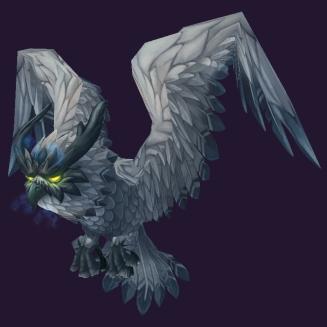 WoW Haustier kaufen: Wächtereule der Dunkelküste - World of Warcraft Pet