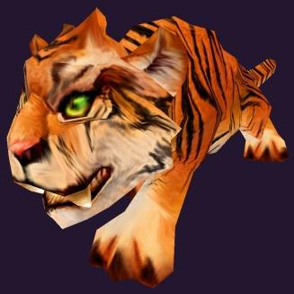 WoW Haustier kaufen: Wildes Tigerjunges - World of Warcraft Pet