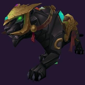 WoW Reittier kaufen: Juwelenbesetzter Onyxpanther - World of Warcraft Mount