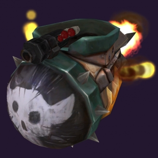 WoW Reittier kaufen: Rakete mit abgereichertem Kyparium - World of Warcraft Mount