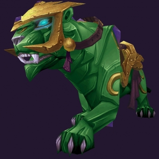 WoW Reittier kaufen: Jadepanther - World of Warcraft Mount