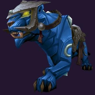 WoW Reittier kaufen: Saphirpanther - World of Warcraft Mount