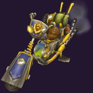 WoW Reittier kaufen: Chopper des Robogenieurs - World of Warcraft Mount