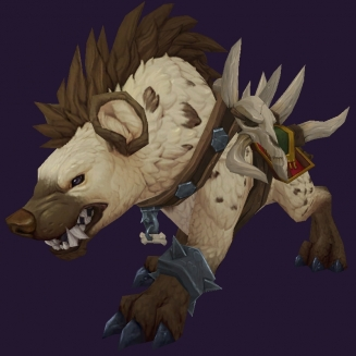 WoW Reittier kaufen: Gefangener Dünenaasfresser - World of Warcraft Mount
