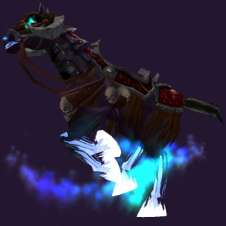 WoW Reittier kaufen: Zügel des scharlachroten Todesstreitrosses - World of Warcraft Mount