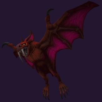 Blutrotes Fledderschwingenjunges WoW Pet kaufen - World of Warcraft Haustier