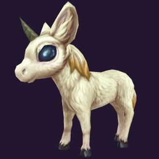 Kühnes Himmelsfohlen WoW Pet kaufen - World of Warcraft Haustier
