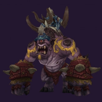 WoW Reittier kaufen: Kohlefaustgronnling - World of Warcraft Mount