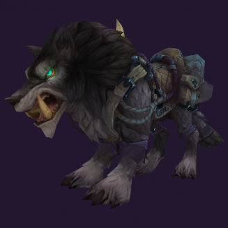 WoW Reittier kaufen: Nachtheuler der Garn - World of Warcraft Mount