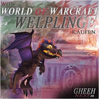 Welplinge - World of Warcraft (WoW) kaufen // Gheehnest Shop: Haustiere, Reittiere & TCG