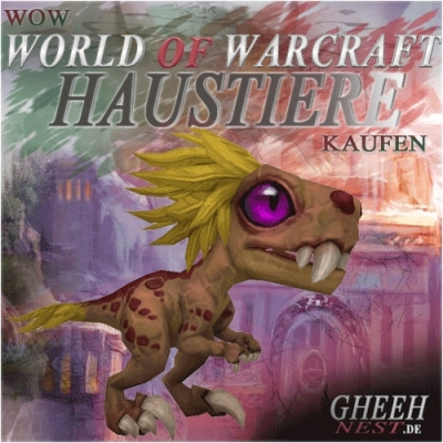 Dinosaurier - World of Warcraft (WoW) kaufen // Gheehnest Shop: Haustiere, Reittiere & TCG