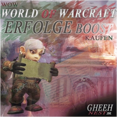 WoW Erfolge Achievements kaufen | World of Warcraft Achievement Erfolg kaufen - Gheehnest Shop