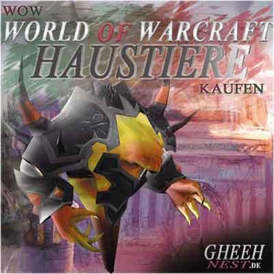 Battle Pets - World of Warcraft (WoW) // Buy at Gheehnest Shop: Battle Pets, Mounts & TCG