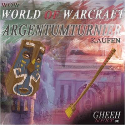 Argentumturnier - World of Warcraft (WoW) kaufen // Gheehnest Shop: Haustiere, Reittiere & TCG