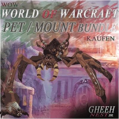 Reittiere Sammlung - World of Warcraft (WoW) kaufen // Gheehnest Shop: Haustiere, Reittiere & TCG