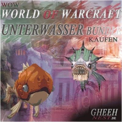 Unterwasser Items - World of Warcraft (WoW) kaufen // Gheehnest Shop: Haustiere, Reittiere & TCG