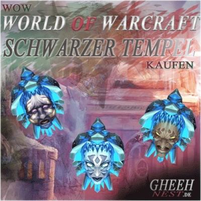 Schwarzer Tempel - World of Warcraft (WoW) kaufen // Gheehnest Shop: Haustiere, Reittiere & TCG