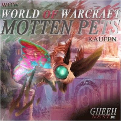 Motten - World of Warcraft (WoW) kaufen // Gheehnest Shop: Haustiere, Reittiere & TCG