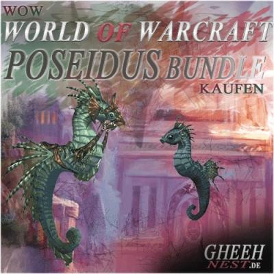 Poseidus Bundle - World of Warcraft (WoW) kaufen // Gheehnest Shop: Haustiere, Reittiere & TCG