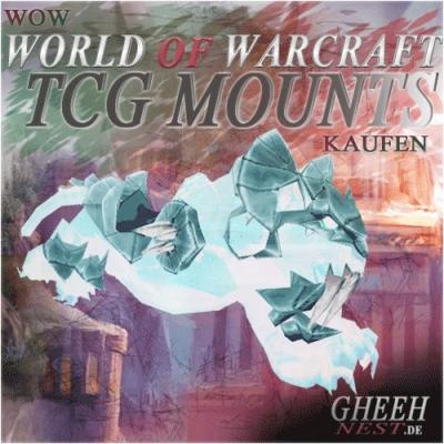 WoW TCG Mounts kaufen - World of Warcraft TCG Reittiere / Trading Card Game im Gheehnest Shop