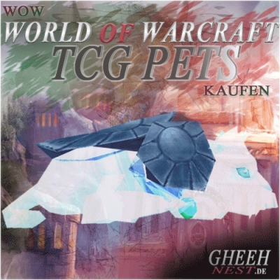Trading Card Game (TCG) - World of Warcraft (WoW) // Buy at Gheehnest Shop: Battle Pets, Mounts & TCG